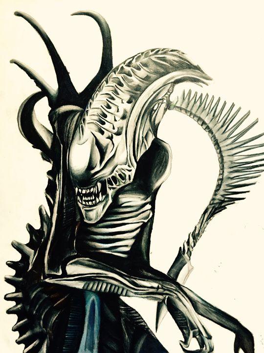 Aliens - Caren G