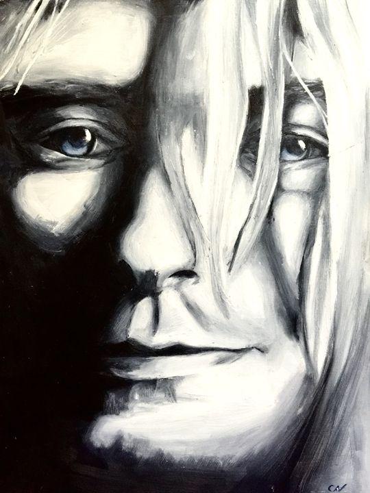 Kurt Cobain - Caren G