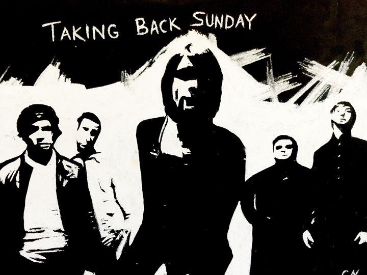 Taking back sunday - Caren G
