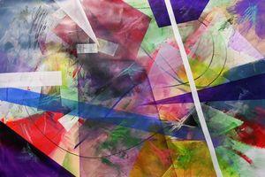 Multifarious- Ode to Kandinsky N°202