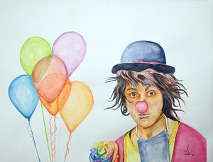 N°2020W4 Bring in The Clown