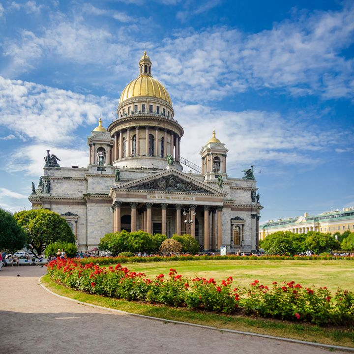 Saint Isaac's Cathedral, Saint Peter - Photo