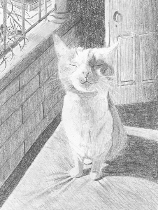 Phoebe - M. Scott Spence Fine Art & Illustration