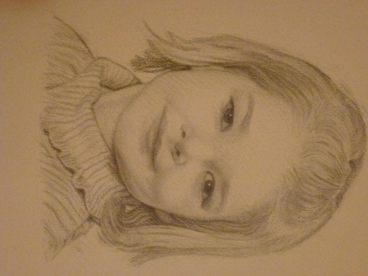 Little Girl - Robert P