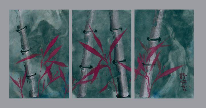 Clandestine Meeting - Angi Shearstone Arts