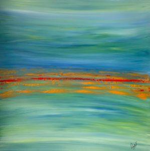 ABSTRACT 156 - ricksmith-art / Australian Abstract Artist