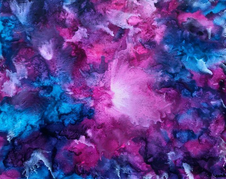 When Something Broken Is Loved - ColorWorks by Sarah Lewis