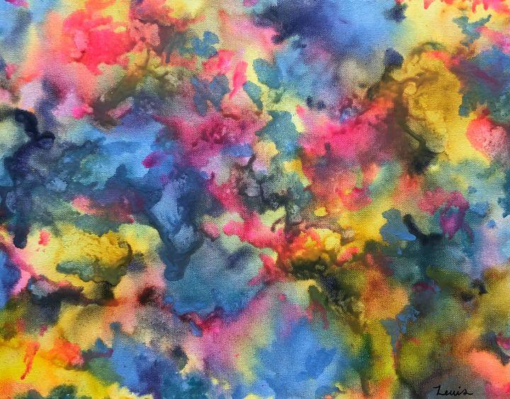 Ophelia - ColorWorks by Sarah Lewis