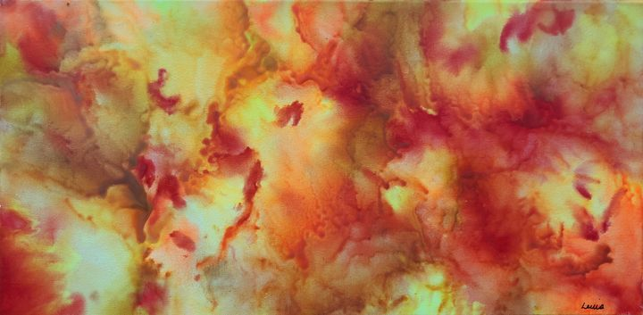 Like A Fire - ColorWorks by Sarah Lewis