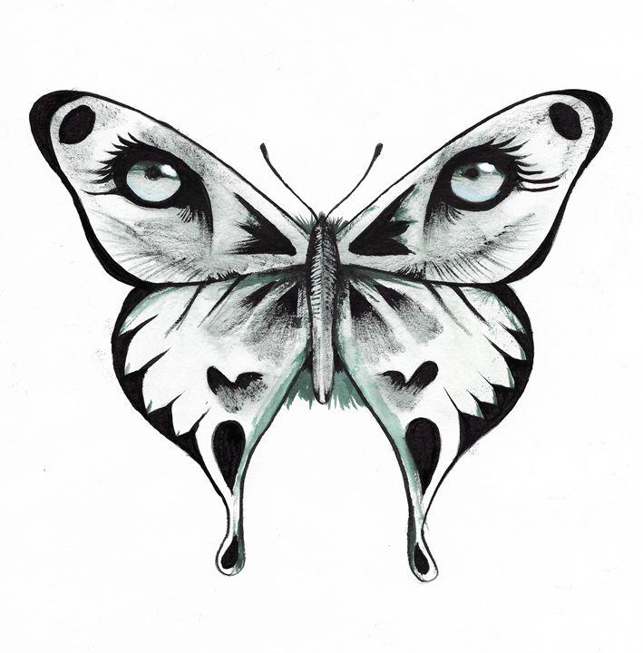 Butterfly - My Art