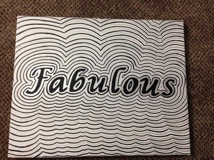 Word Art - Funky Art