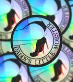 DLM Holo Sticker