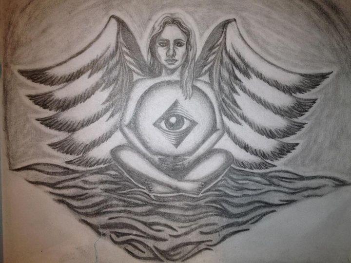Awakened Eye - Kolene Parliman