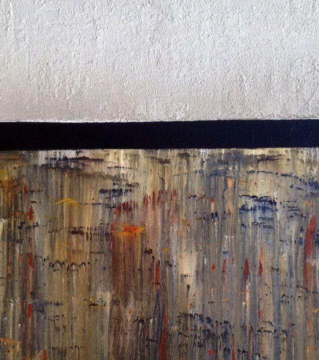 Cemented Rain - Kolene Parliman
