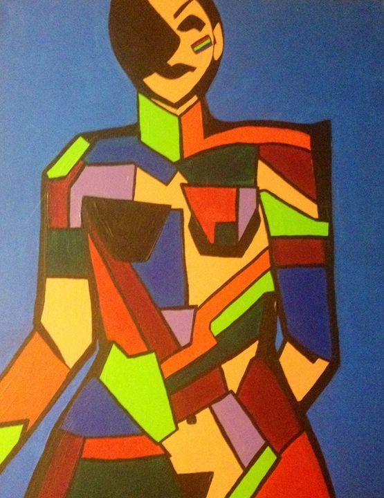 Future Woman - Kolene Parliman