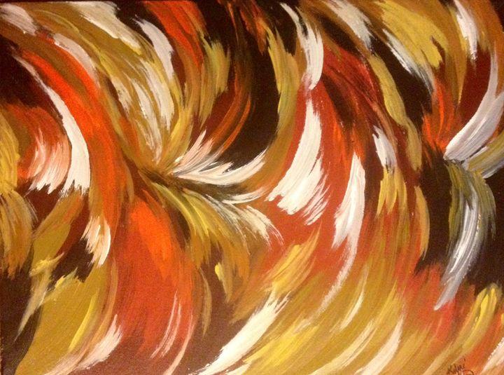 Feathers - Kolene Parliman