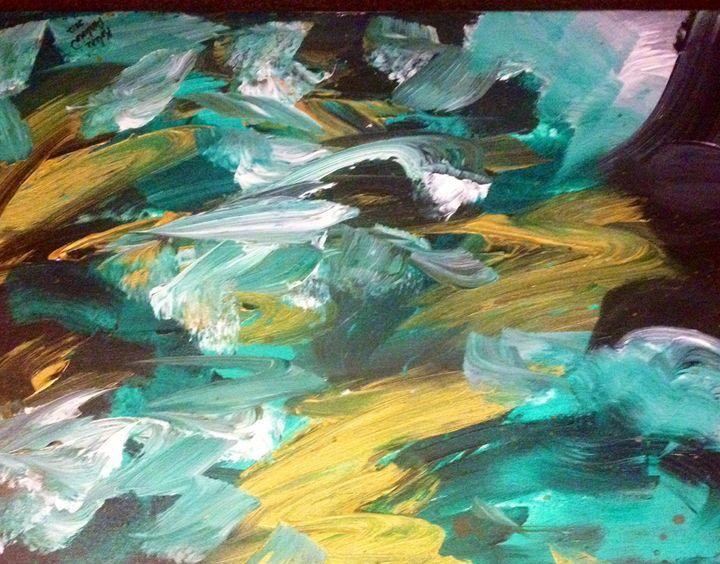 Turbulence - Kolene Parliman