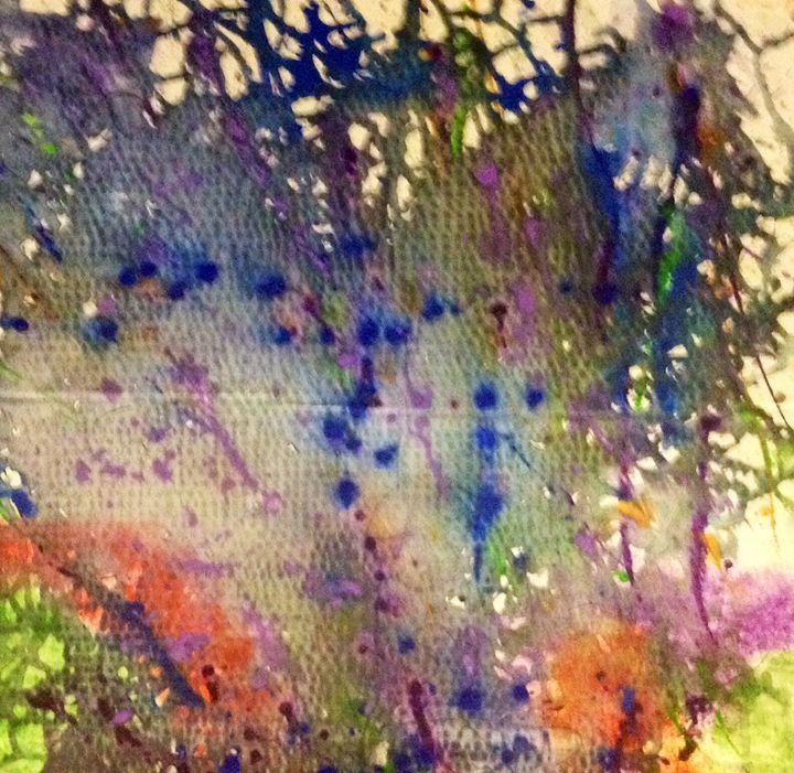 Splash of Color - Kolene Parliman