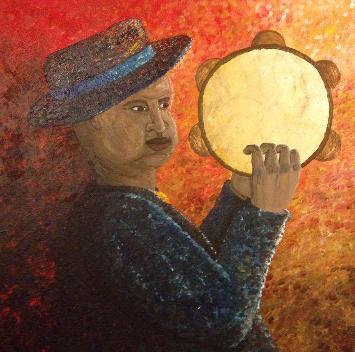 Mr Tambourine Man - Kolene Parliman