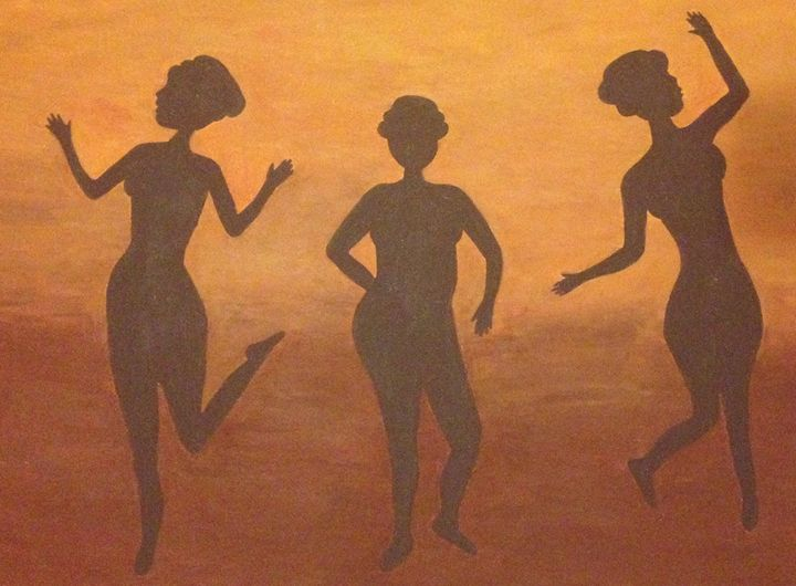 Shadow Dancers - Kolene Parliman