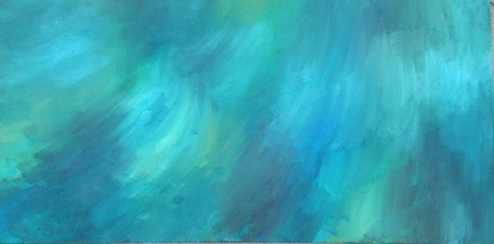 Turbulent Seas - Kolene Parliman