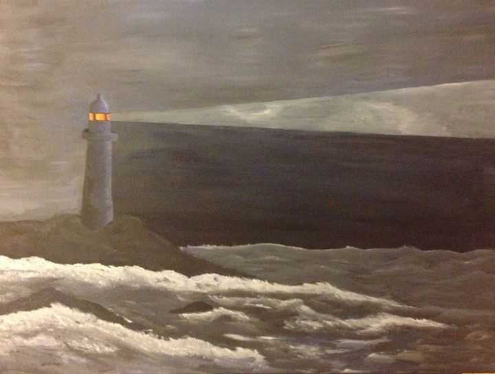 Dark Sky's a Storm is Coming - Kolene Parliman