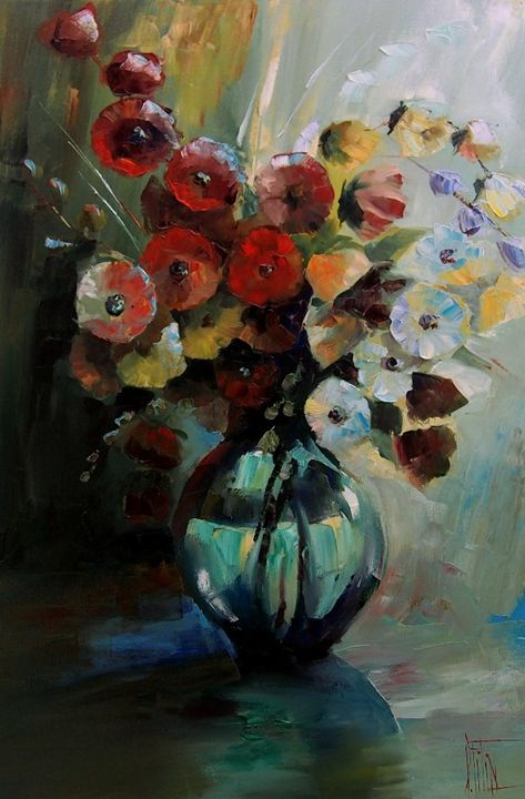 SPRING FLOWERS - Pavel Filin