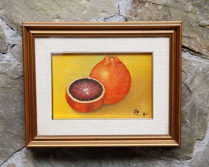 Blood orange - Lidia