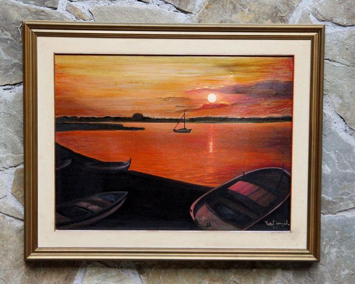 Sicily sunset - Lidia
