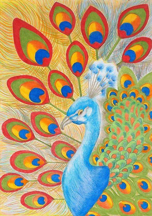 Peacock - Memy Usf