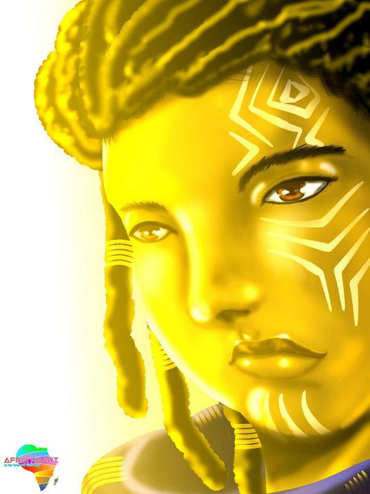 Golden Root - Afrik'Heart