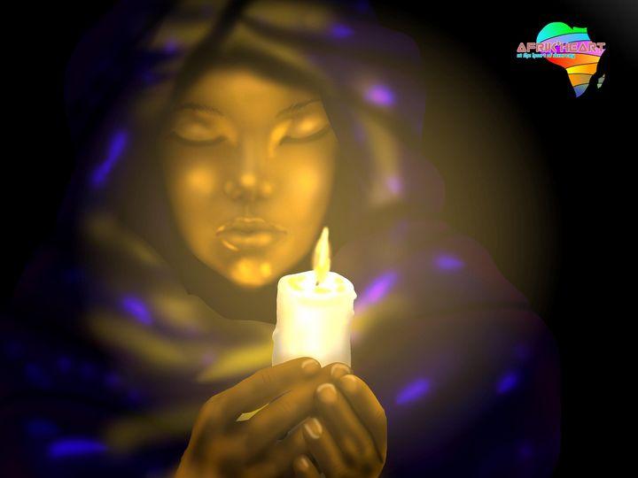Light of Hope - Afrik'Heart