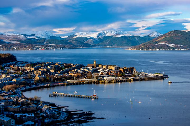 Winter in Scotland - SM Photography