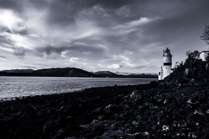Cloch Lighthouse - SM Photography