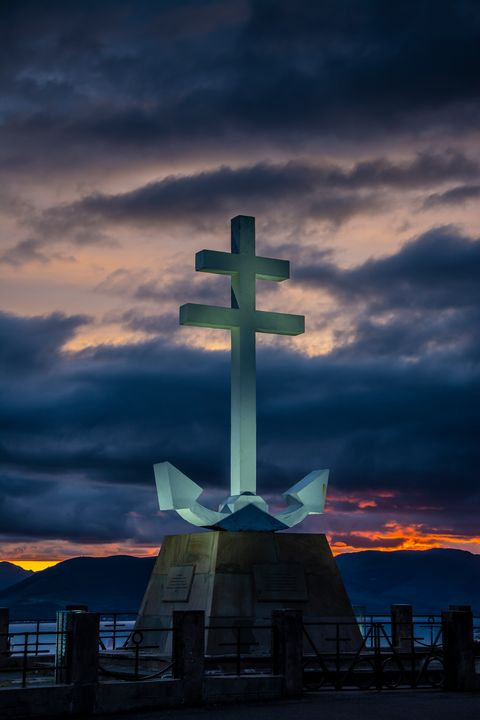 Free French Memorial Cross - SM Photography