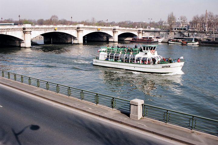River View in Paris - Rolf McEwen
