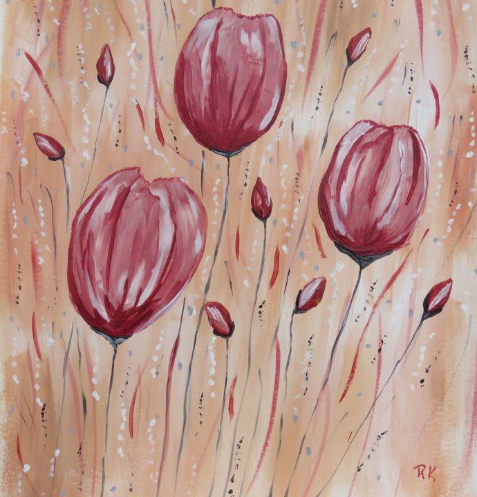 Totally Tulips - RLKetner Kreations