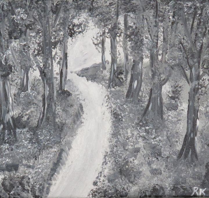 Road less traveled - RLKetner Kreations