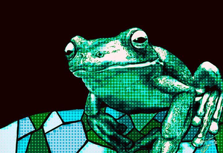 froggy. - Jon Marsh