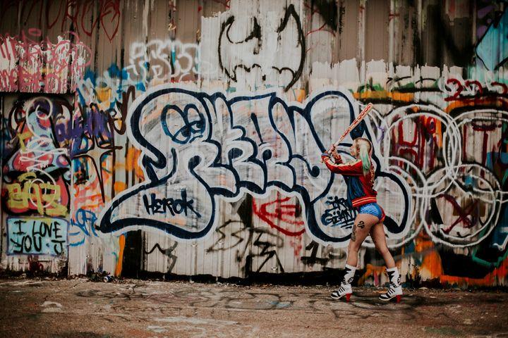 Suicide Squad Harley Quinn - KamiCourtney