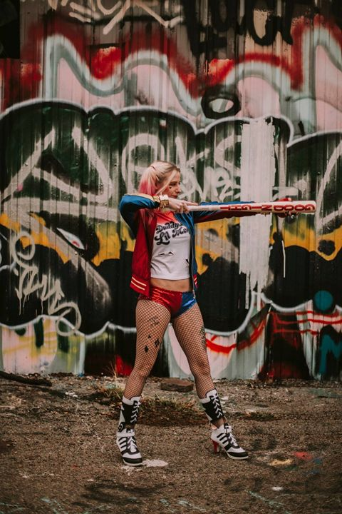 Suicide Squad Harley Quinn - KamiCourtney