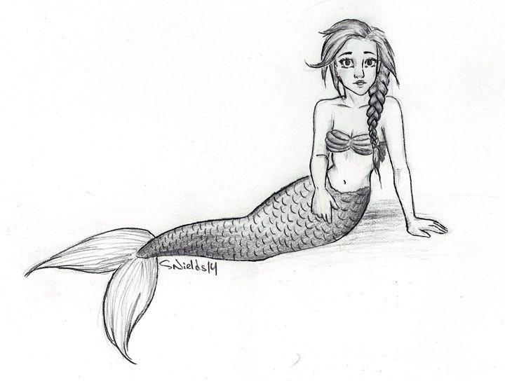 Mermaid - Eyedowno