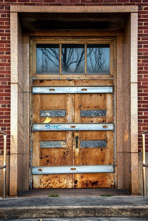 Lockdown, Bethlehem Steel Building - Michael Barone Photography