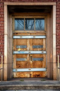 Lockdown, Bethlehem Steel Building