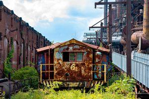Number 6, Bethlehem Steel