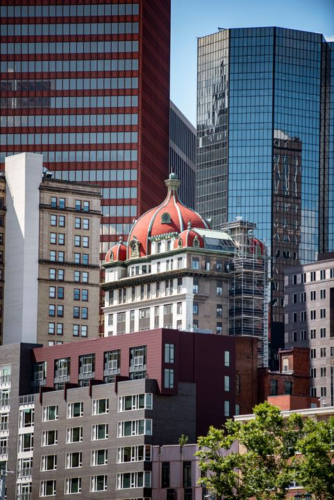 Shades of Pittsburgh - Michael Barone Photography