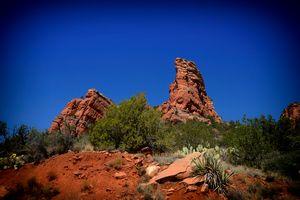 Red Rocks, Sedona AZ