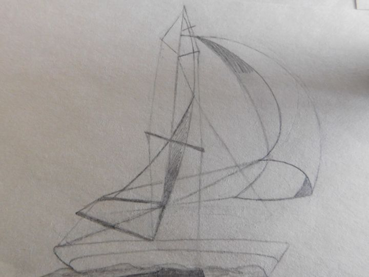 sailboat - Jordan