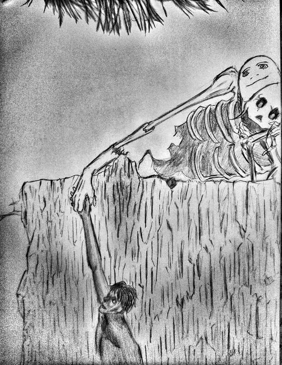 The Fake Help - Strange art