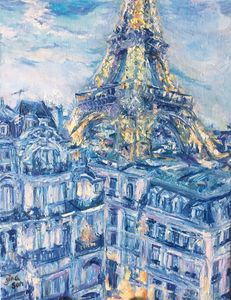 Paris Mon Amour The City of Light